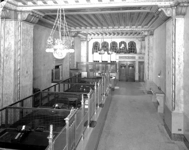 Banks Of Historic Vintage Houston Texas Photography