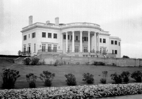 Ross Sterling Mansion And Camp