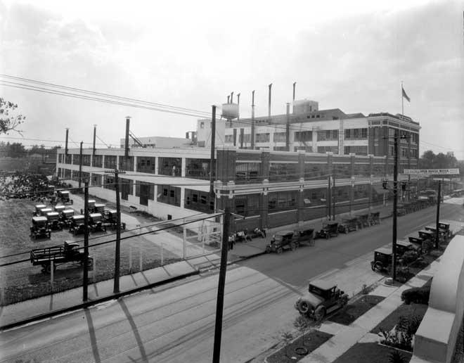 Historic And Vintage Houston Architecture