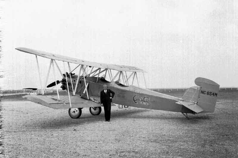 Early Aviation Houston Texas Photography