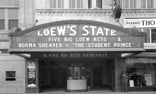 Movie theatre in antigua